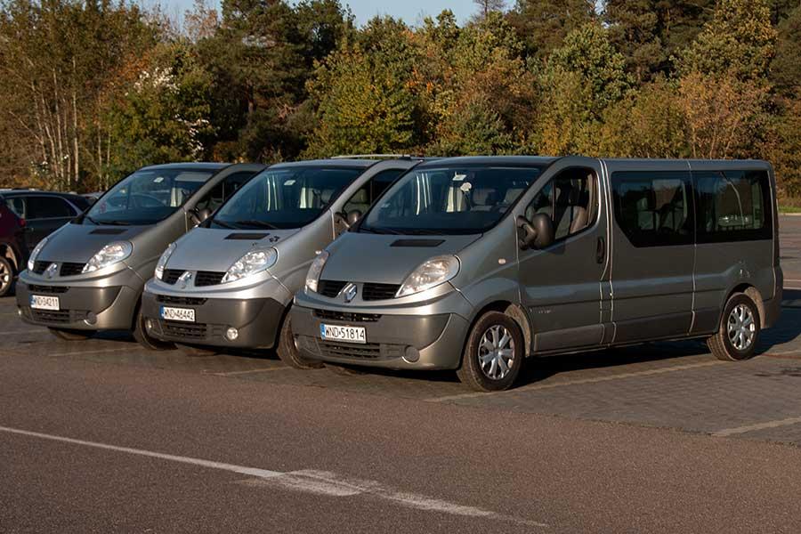 Bus Renault Trafic