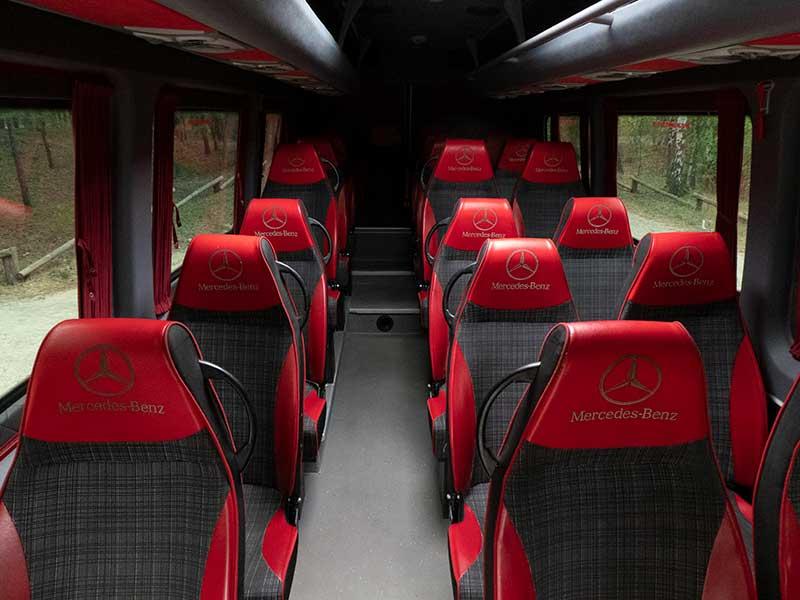 Bus Mercedes Sprinter